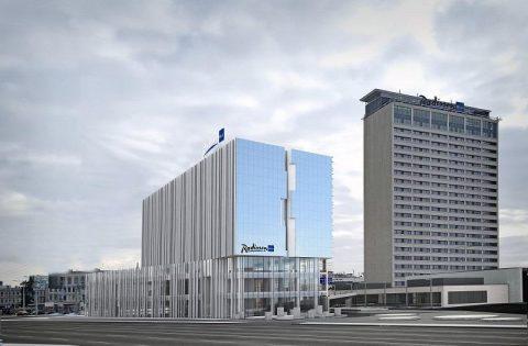 """Viešbutis """"RADISSON BLU"""", Vilnius"""
