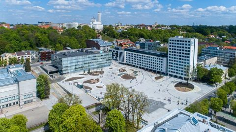 BUSINESS LEADERS CENTER, Kaunas