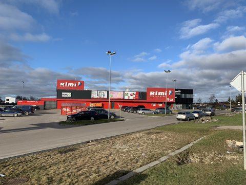 "Prekybos centras ""RIMI"", Klaipėda"