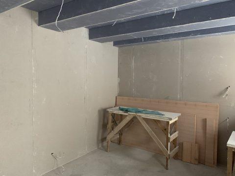 Sienų šiltinimas iš vidaus