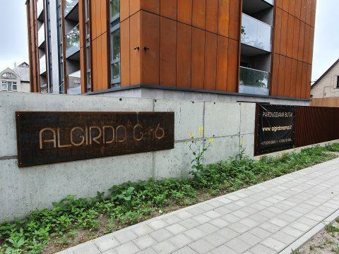 Kunigaikščio Algirdo namai, Kaunas