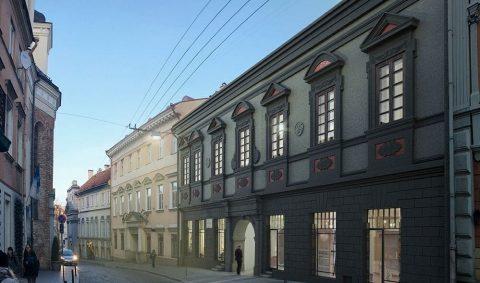 """""""SENATORIŲ PASAŽAS"""", Vilnius"""